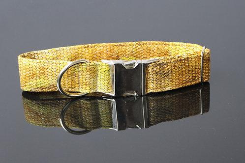 Snake collar - gold 2,5cm