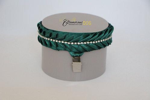 Cadmium green sparkle