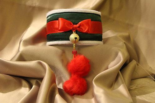 Christmas collar 2