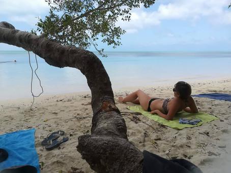 Juliette, expatriée à Nouméa