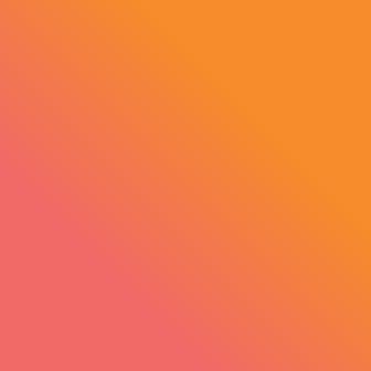 Fresh Produce Branding orange gradient