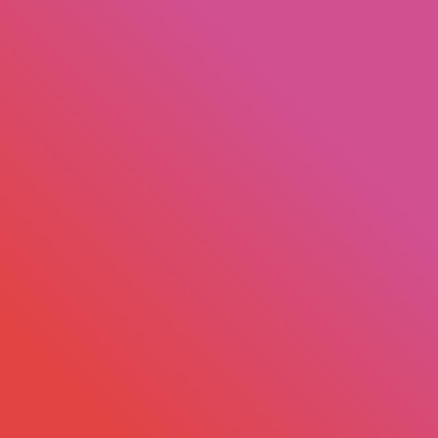 Fresh Produce Branding pink gradient strip