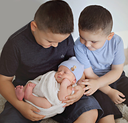 Mathew  Orlando newborn photographer