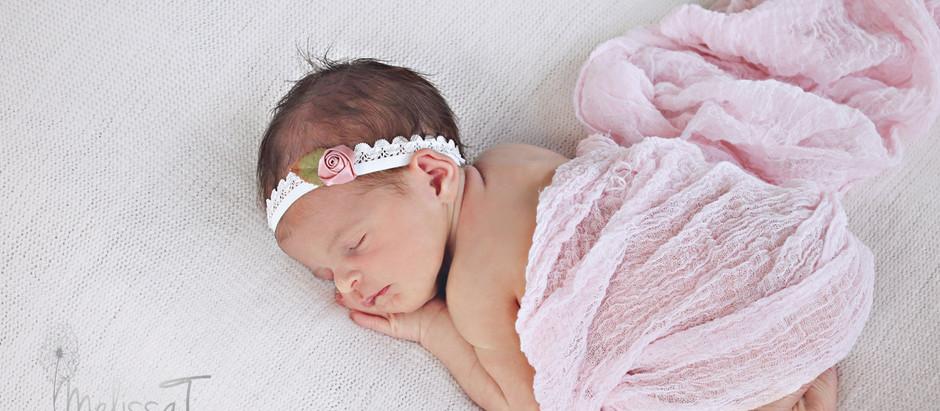 sweet baby | lake mary florida newborn photographer