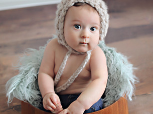 Alexander | baby photographer orlando