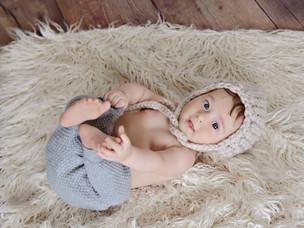 Lake mary baby photographer