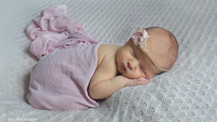 Ava | newborn photographer lake mary