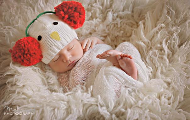 cuddly snowman| baby photographer orlando