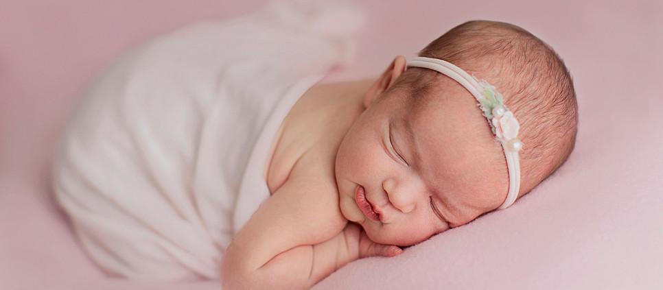 Lake Mary Newborn Photographer