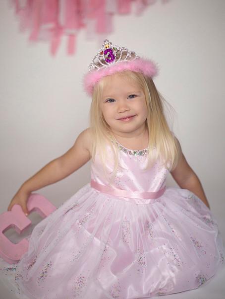 Beautiful Alexis turns 3