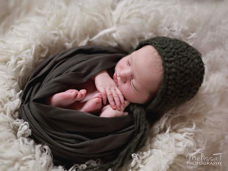 simply sweet | orlando newborn photography