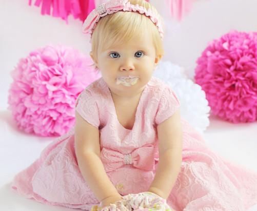 First Birthday | cake smash orlando