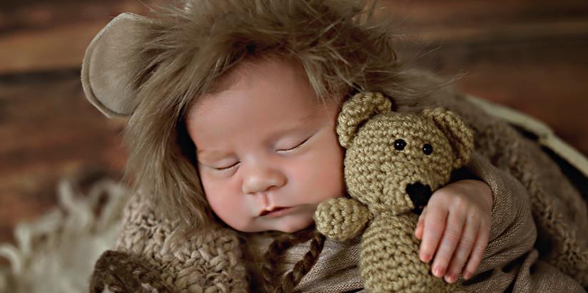 Perfect Parker | orlando newborn photographer