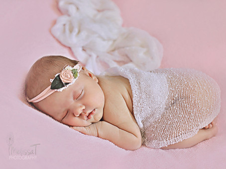 Spring is here | central florida newborn photographer orlando