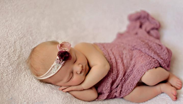 Ella Rose | orlando newborn photographer