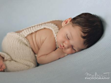 winter park newborn photography