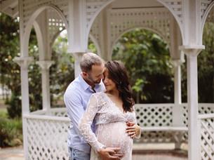 soon to be 3 {orlando maternity}