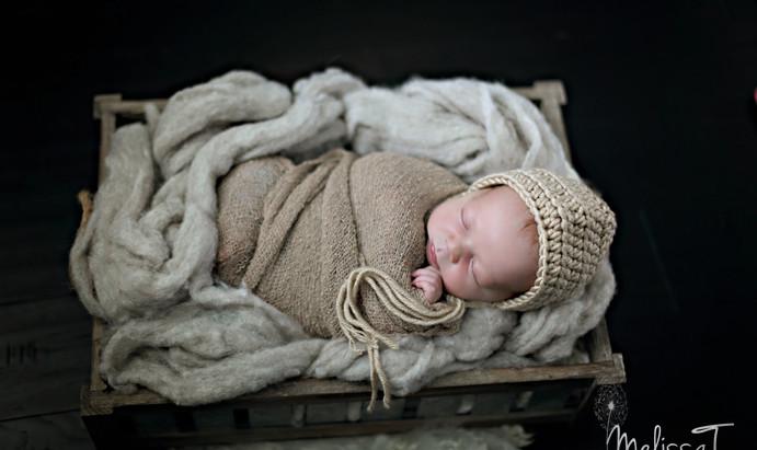 orlando newborn photographer | Paxton