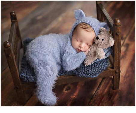 Baby Andrew \ 14 days