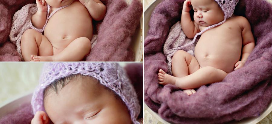 Snuggly Sweet / Orlando newborn photographer