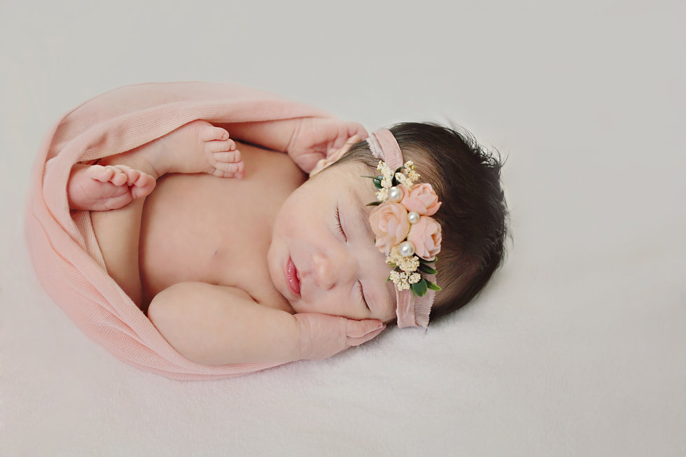 BABY Newborn Photographer | Orlando