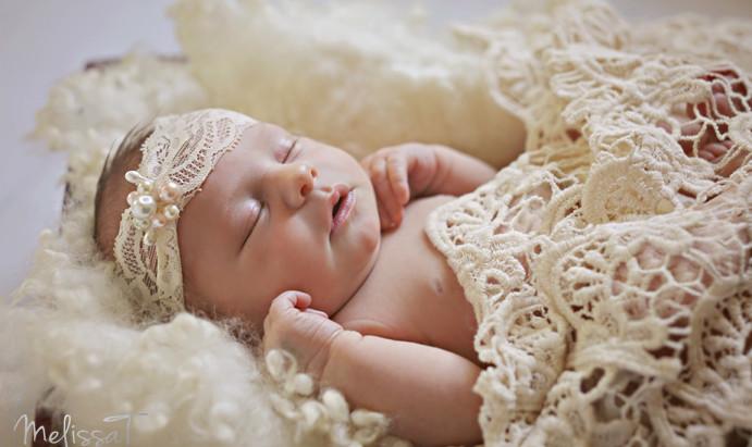 baby | winter park newborn photographer