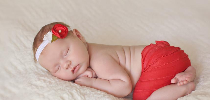Happy Holiday / Orlando newborn photographer