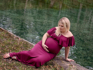 Soon to be three maternity session