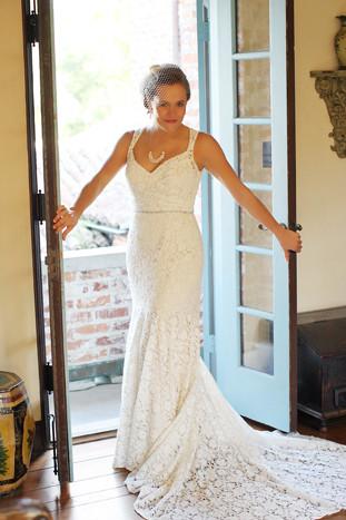 JLM Gown Feature / Casa Feliz