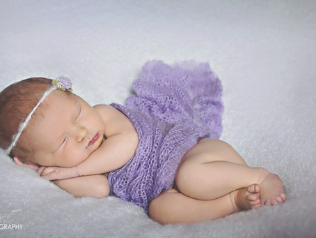 orlando newborn photographer | Ava