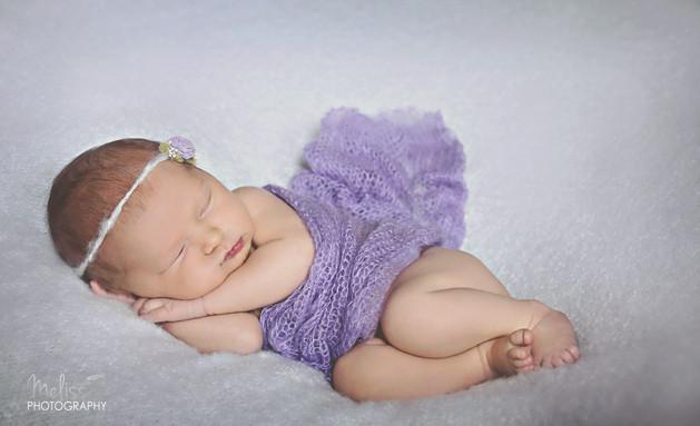 orlando newborn photographer | Ava
