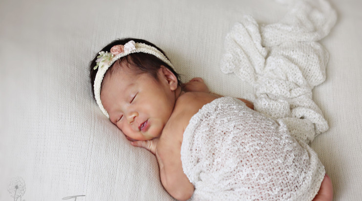 beautiful Elle | orlando baby photographer