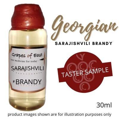 ChaCha & Brandy Sample Tasters