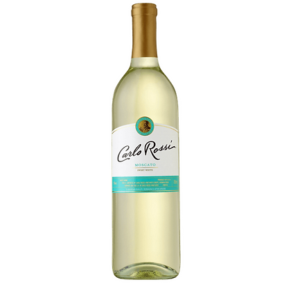 CARLO ROSSI MOSCATO SWEET WHITE