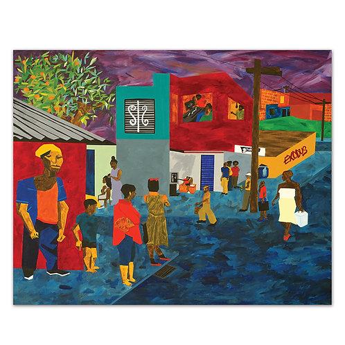 Sondliwe - 'That Bruddhas Defo Jamaican' Assembly Editions Art Print