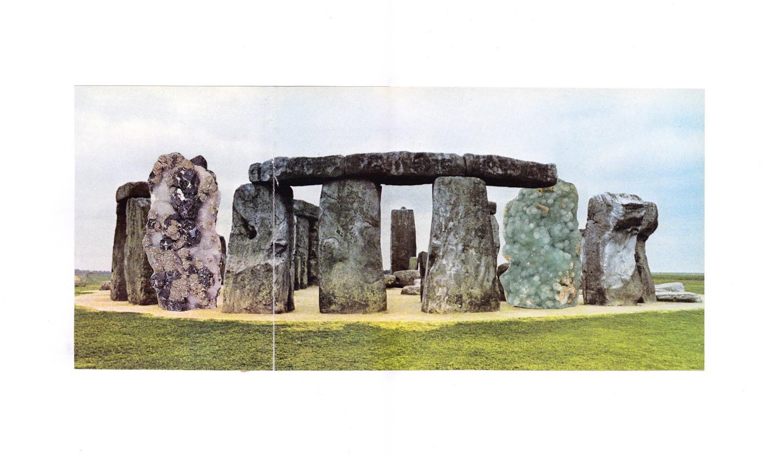 At Stone Henge