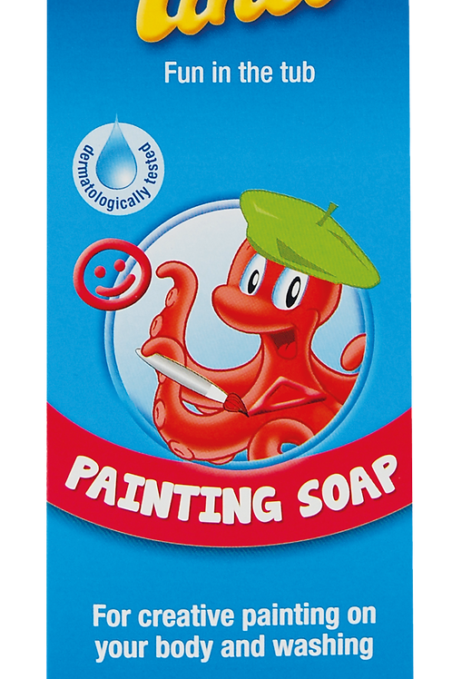 Tinti Painting Soap Red