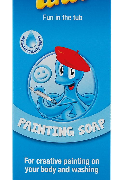 Tinti Painting Soap Blue