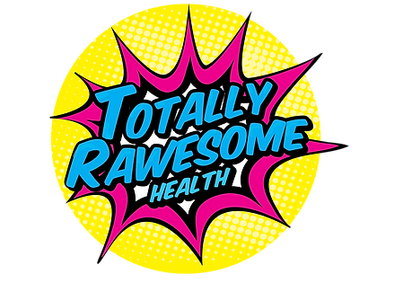 Totally Rawesome Logo