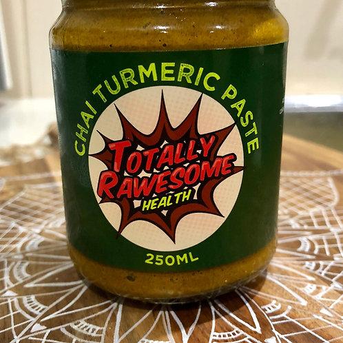 Chai Activated Turmeric Paste 250mls