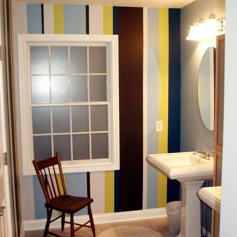Home Bathroom Privacy Film
