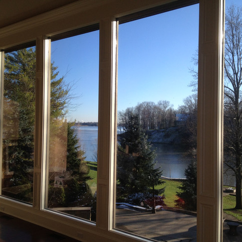Lake View Window Film V51