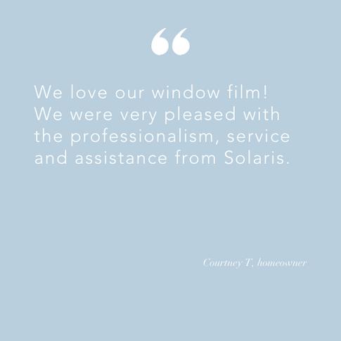 happy home window film review