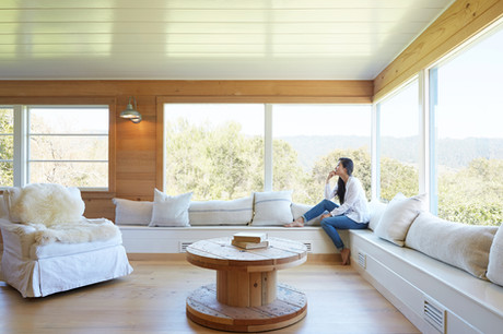 Home Window Tinting - Mountains