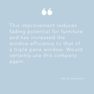 Quote from a homeowner