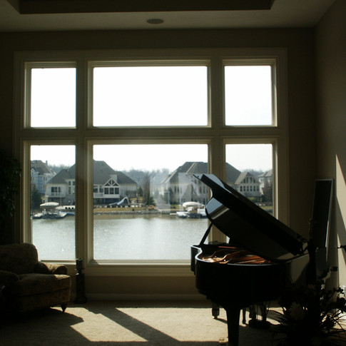 Lake Home Window Film V51