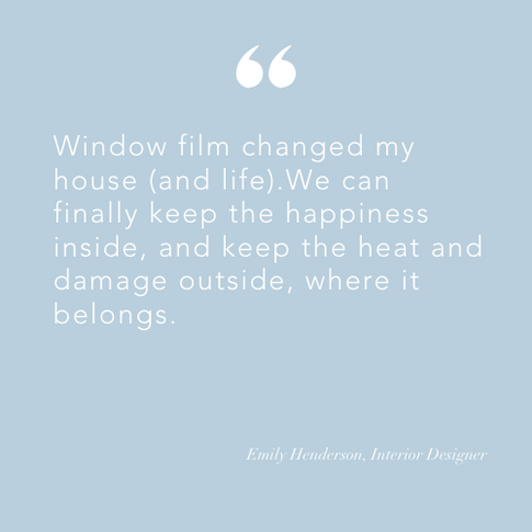 Quote from Emily Henderson