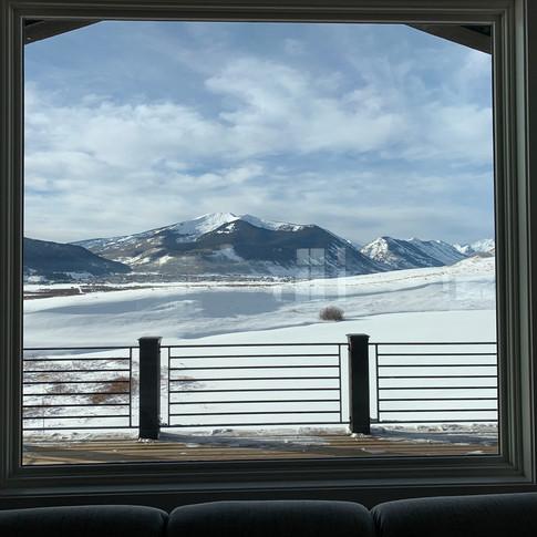 Mountain Home Window Film V58
