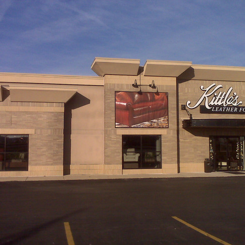 Retail Store Window Tint V58