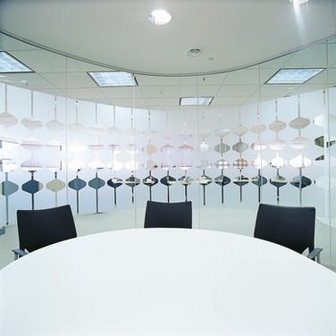 Custom Decorative Office Film